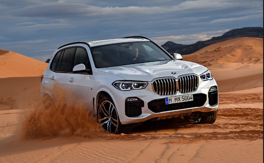 A Quick Look on the BMW X5