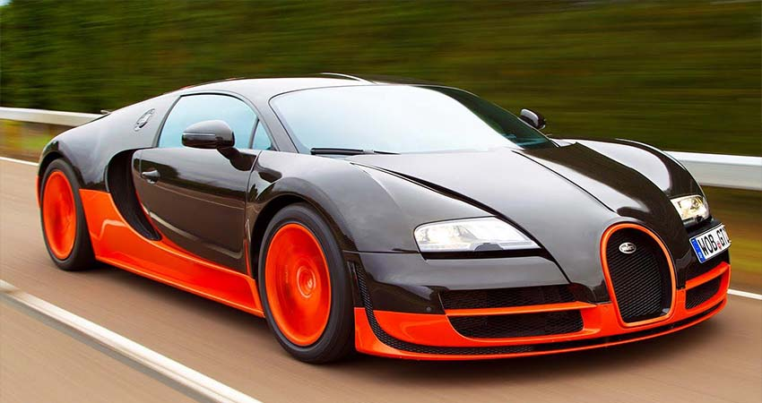 10 Fastest Car in The World